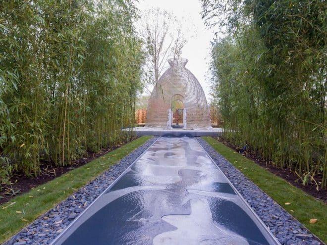 Auf der Internationalen Gartenausstellung werden besondere Werke ausgestellt