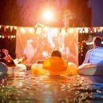 WasserKino im Spaßbad Willingen ist eine absolute Sensation