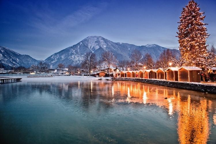 Der Tegernseer Adventszauber beeindruckt mit alten Traditionen