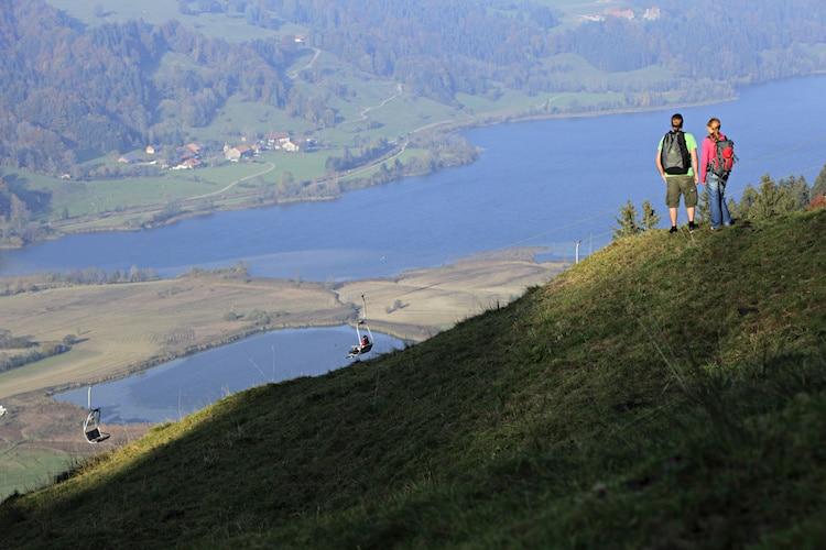 Der goldene Oktober lädt zum Herbstwandern in die Alpsee Bergwelt