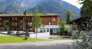 Der Klosterhof in Bayrisch Gmain ist idyllisch gelegen