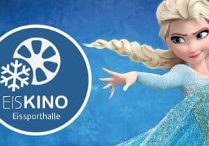 Die Eiskönigin zu Besuch in der Eissporthalle Willingen