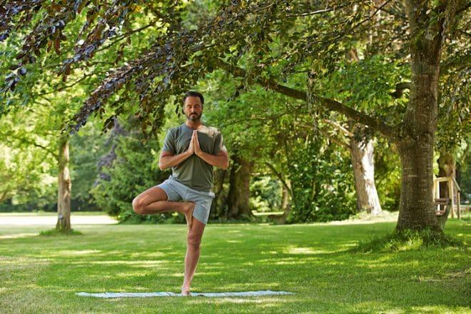 Zum Präventions-Kompaktkurs in Bad Wörishofen gehört auch Yoga