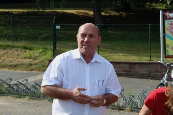 Bürgermeister Ralf Reichwein