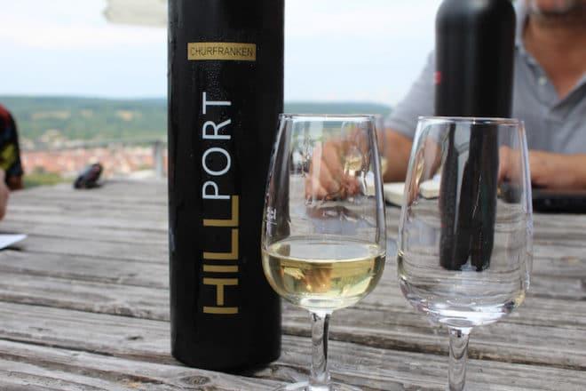 Der weiße Portwein vom Weingut Hillerich ist eine Rarität und Einzigartig in Deutschland.