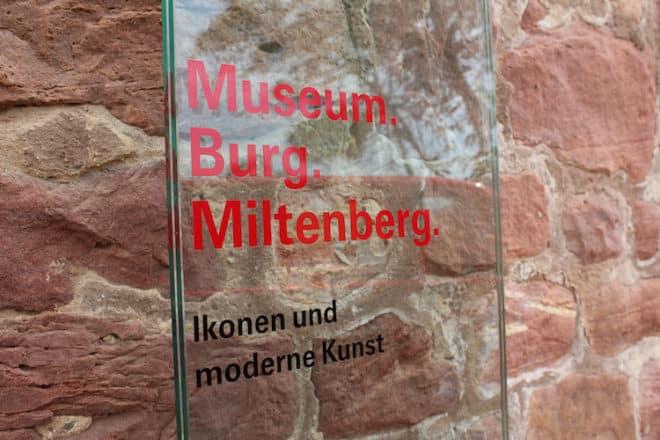 Heute ist die Mildenburg ein Museum