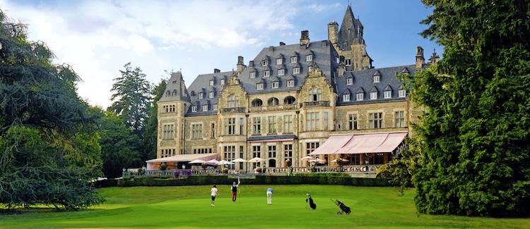 Im Schlosshotel Kronberg wandeln Besucher auf den Spuren von Victoria Kaiserin Friedrich
