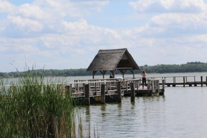 Mit dem E-Bike Rund um den Hemmelsdorfer See