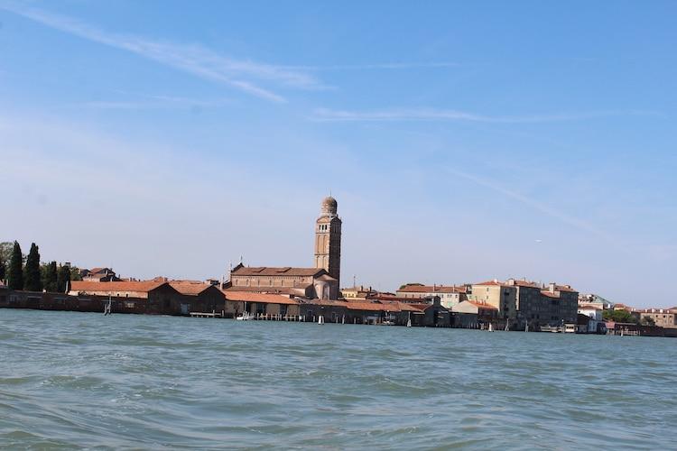 Letzte Station der Radreise - Venedig