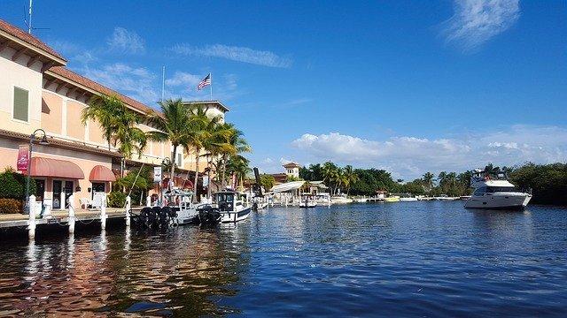 Greater Fort Lauderdale ist auch bekannt als das Venedig Amerikas
