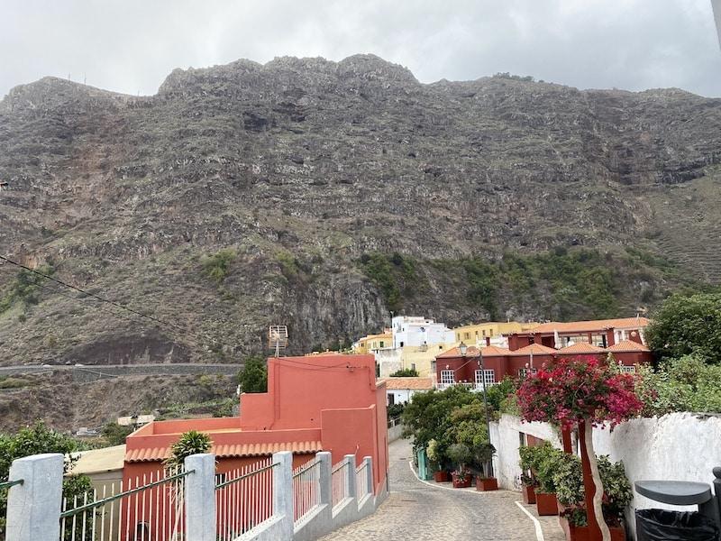 Agulo liegt im Norden von La Gomera und gilt als das schönste Dorf von La Gomera
