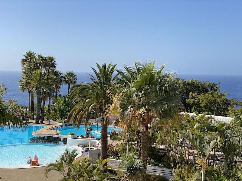 Hotel Jardín Tecina auf La Gomera