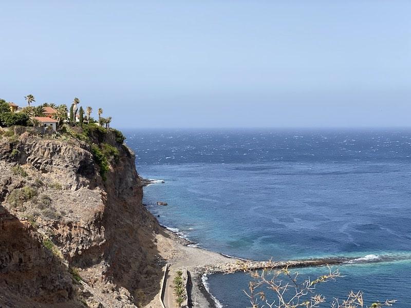 Das Hotel Parador auf La Gomera liegt hoch oben an der Ostküste