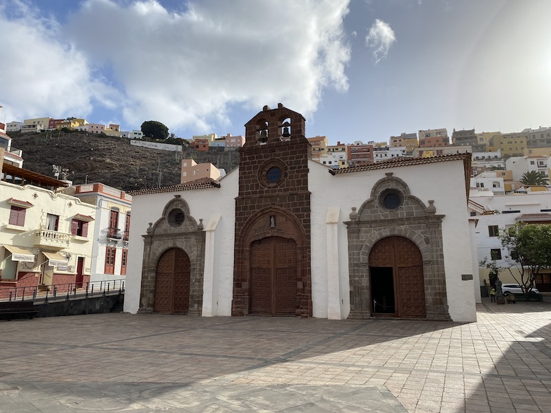 Iglesia de Nuestra Señora de la Asunción, die Pfarrkirche der Hauptstadt San Sebastián de la Gomera