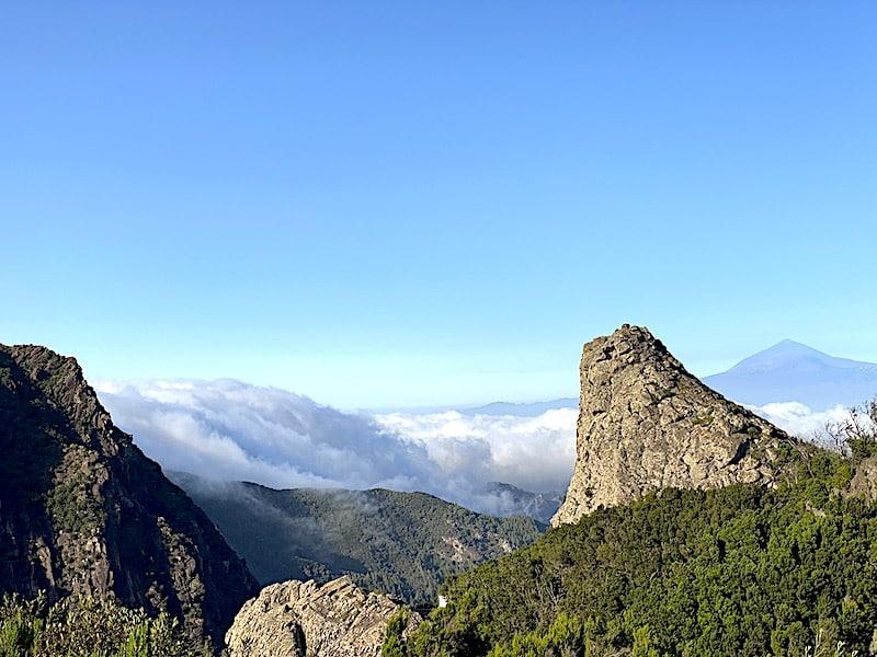 """Auf La Gomera werden """"die Wolken gemolken"""""""