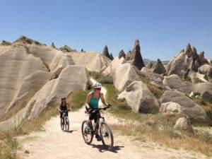 Der Fahrradtourismus in der Türkei soll angekurbelt werden.