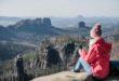 Die Sächsische Schweiz ist eine der schönsten Urlaubsoptionen in diesem Winter.