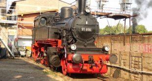 500 Jahre Industriekultur in Sachsen. Dazu zählt natürlich auch das Eisenbahnmuseum.